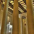 Lincoln Memorial by Jim Pearson