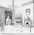 Lincoln: White House Office by Granger