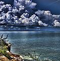 Lingering Clouds by Douglas Barnard