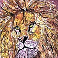 Lion1 by Jill Tsikerdanos