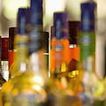 Liquor Bottles by Shannon Fagan