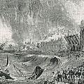 Lisbon Tsunami, 1755 by Science Source