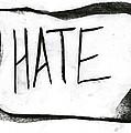 Literal Hate by Taylor Webb