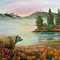 Little Bear Big World by Dee Carpenter