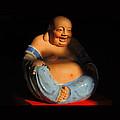 Little Buddha - 7 by Larry Mulvehill