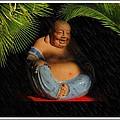 Little Buddha - 8 by Larry Mulvehill