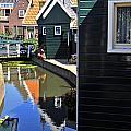 Little Dutch Houses by Jim Chamberlain