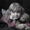 Little Girl by Gord Patterson