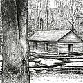Little Greenbrier School House