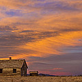 Little House On The Colorado Prairie 2 by James BO  Insogna