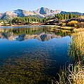 Little Molas Lake by Steve Stuller