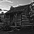 Little Old Cabin by Carolyn Whitaker