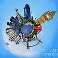 Little Planet - London by Yhun Suarez