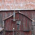 Little Red Barn by Susan Dinkins