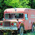 Little Red Firetruck by Karen Wagner