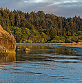 Little River Panorama by Greg Nyquist
