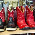 Little Tykes Cowboy Boots by Douglas Barnett