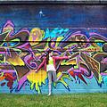 Live Graffiti by Anne Cameron Cutri