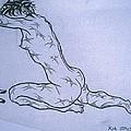Live Nude Female No. 51 by Robert SORENSEN