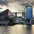 Liverpool After Dark by Barry R Jones Jr