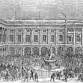 Liverpool Exchange, 1854 by Granger