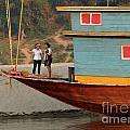 Living On The Mekong by Bob Christopher