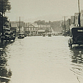Livingston Manor 1938 Flood by Ericamaxine Price