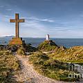 Llanddwyn Island by Adrian Evans