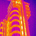 Lloyd's Of London, Uk, Thermogram by Tony Mcconnell