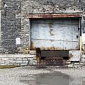 Loading Dock Door 1 by Anita Burgermeister