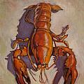 Lobster by Hillary Gross
