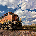 Locomotive To The Sky by Peter Tellone