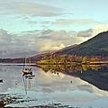 Loch Leven Moorings by Gary Eason