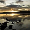 Loch Rannoch Sunset by Vic Sharp