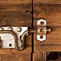 Locked by Jim Finch
