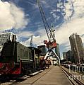 Loco On The Docks  by Rob Hawkins
