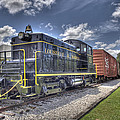 Locomotive II by David Troxel