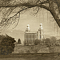 Logan Lds Temple by Ramona Murdock