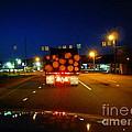 Logging Truck Ahead by Renee Trenholm