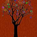 lollipop Tree by Max Cooper
