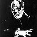 Lon Chaney As The Phantom by William Beyer