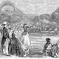 London: Archery, 1859 by Granger