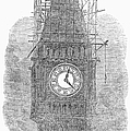 London: Big Ben, 1856 by Granger