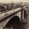 London Bridge - England - C 1896 by International  Images