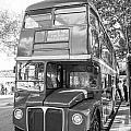 London Bus by Dawn OConnor