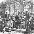 London: Christmas, 1866 by Granger