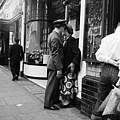 London Couple by Bert Hardy