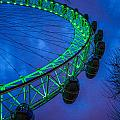 London Eye by Dawn OConnor