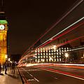 London Lights by Adam Pender
