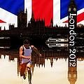 London Olympics by Sharon Lisa Clarke